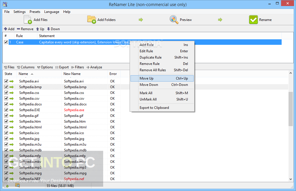ReNamer Pro Latest Version Download