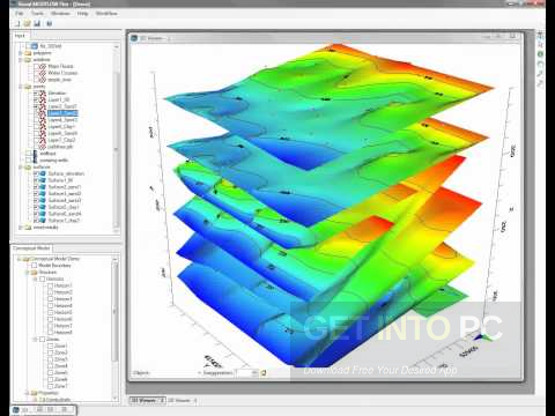 Schlumberger MODFLOW Flex 2012 Latest Version Download