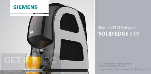 Siemens Solid Edge ST9 64 Bit Free Download