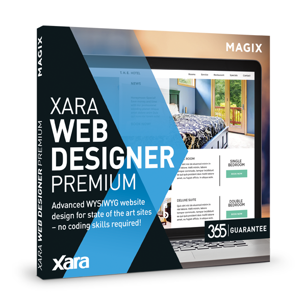 Xara Web Designer Premium x365 Free Download