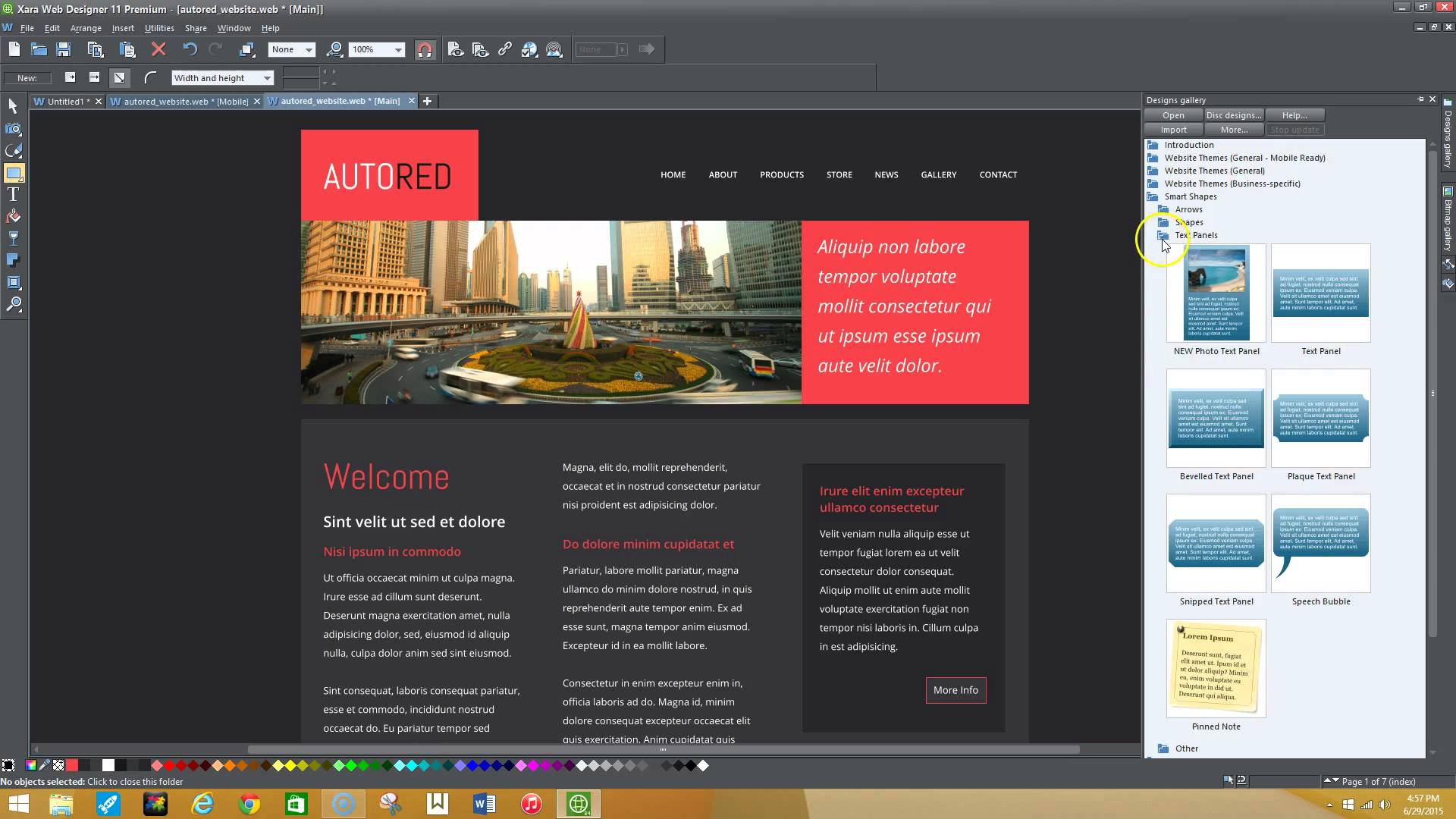 Xara Web Designer Premium x365 Offline Installer Download