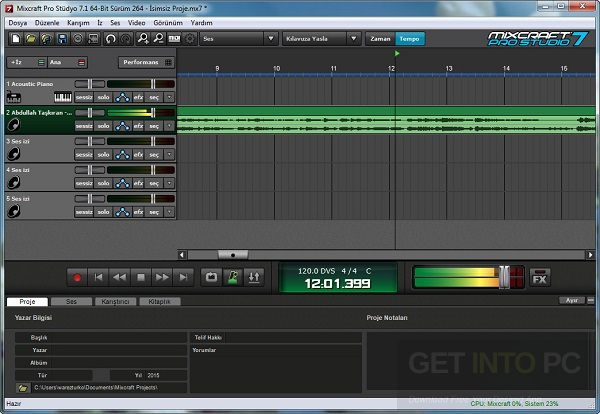 Acoustica mixcraft free download