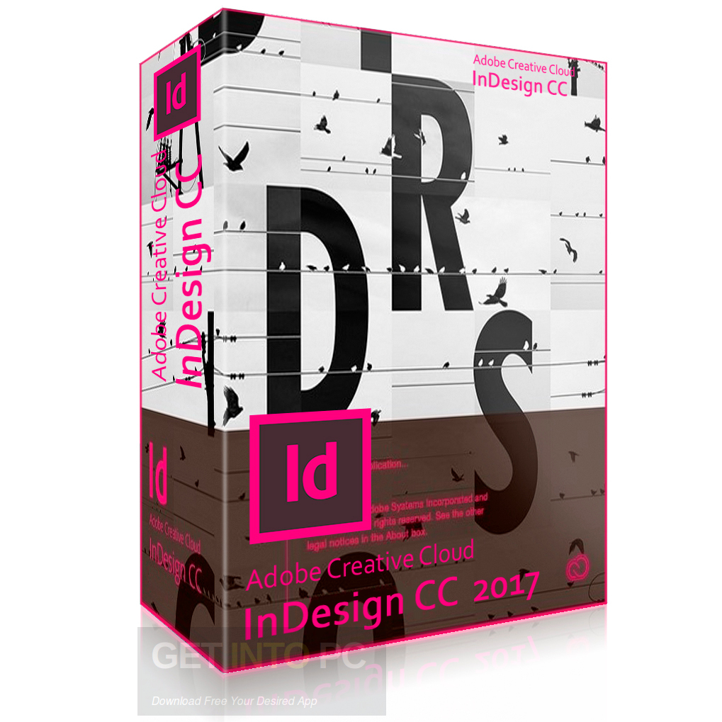 Adobe InDesign CC 2017 Portable Free Download