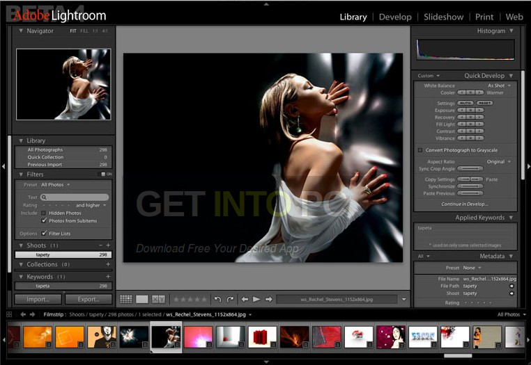 Adobe Lightroom CC 2017 Offline Installer Download