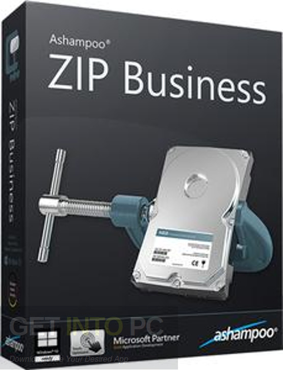 Ashampoo ZIP Business Free Download