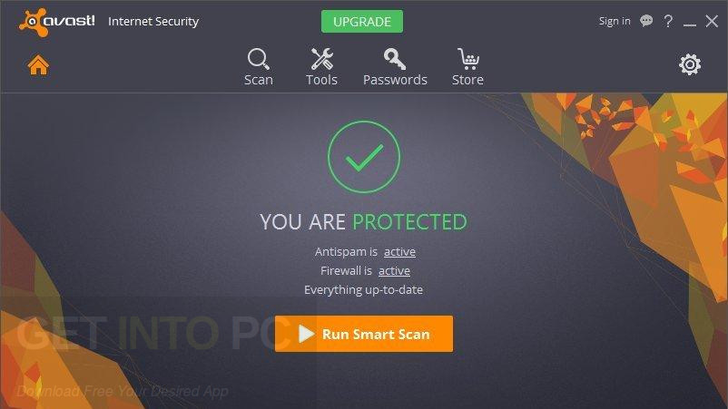 Avast Internet Security 17.4.2294 Free Download