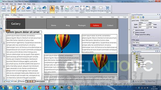 Corel Website Creator 15 Latest Version Download