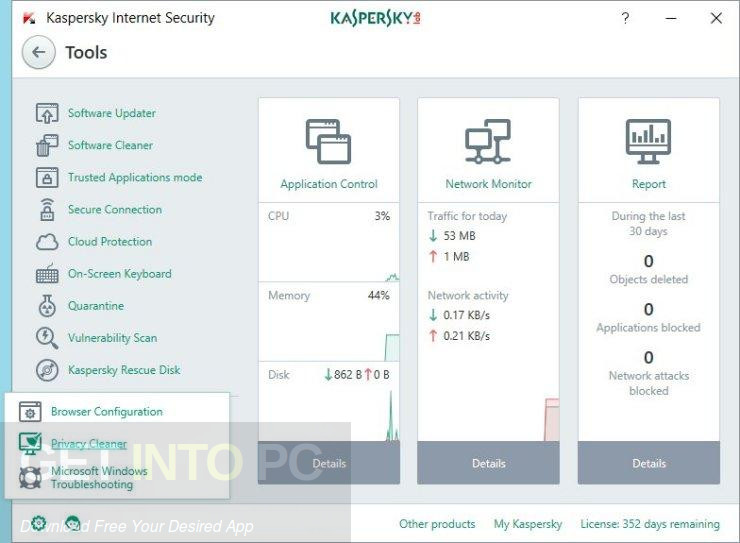 Kaspersky Internet Security 2017 Direct Link Download