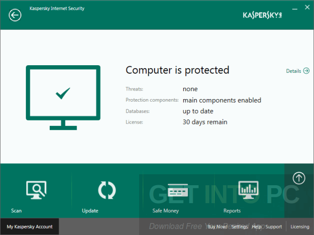 Kaspersky Internet Security 2017 Offline Installer Download