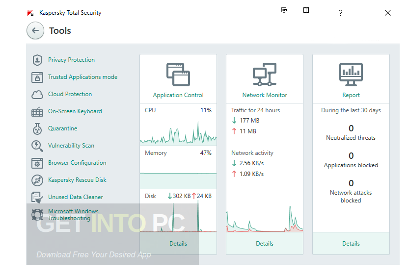 Kaspersky Total Security 2017 Offline Installer Download