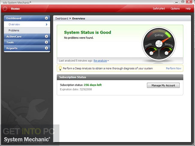 System Mechanic v16.5.3.1 Latest Version Download