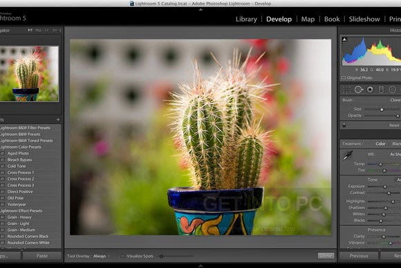 Adobe Lightroom 6.10.1 DMG For Mac OS Latest Version Download