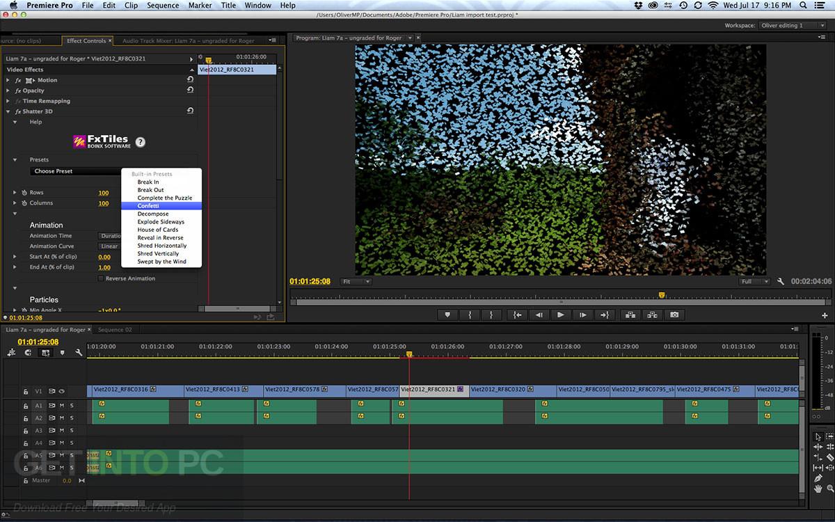 adobe premiere pro 1.5 free download