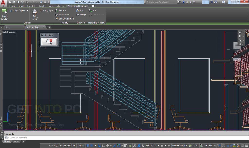 AutoCAD Architecture 2018 Latest Version Download
