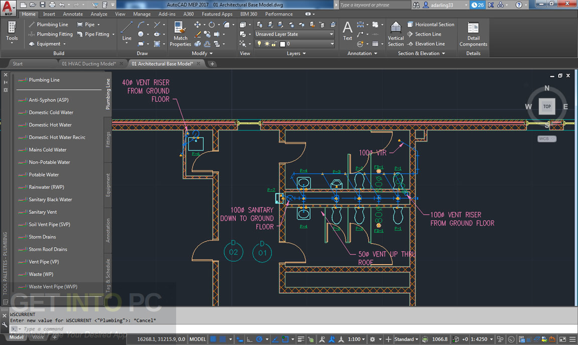 Autocad architecture 2018 free download for Architecture 2018