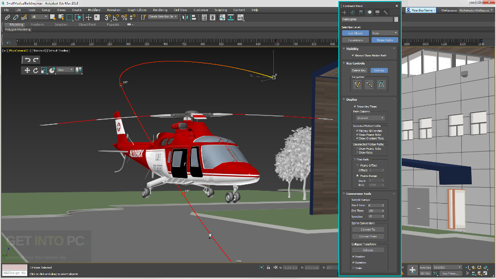Autodesk 3DS MAX Interactive 2018 Latest Version Download