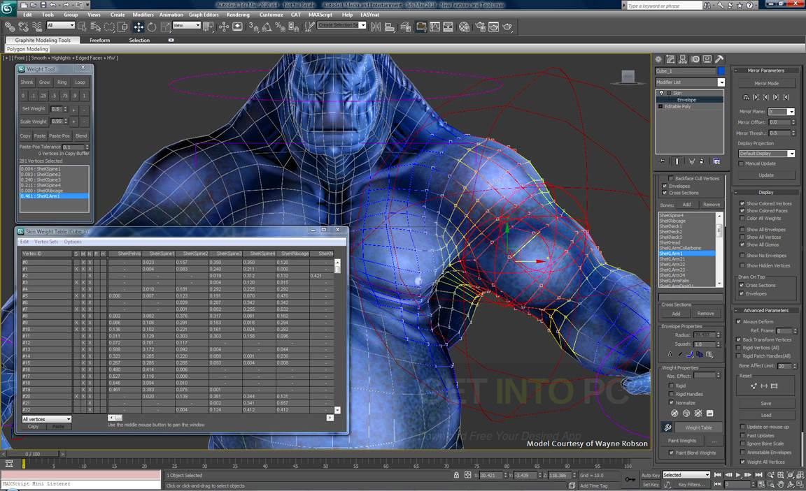 Autodesk 3DS MAX Interactive 2018 Offline Installer Download