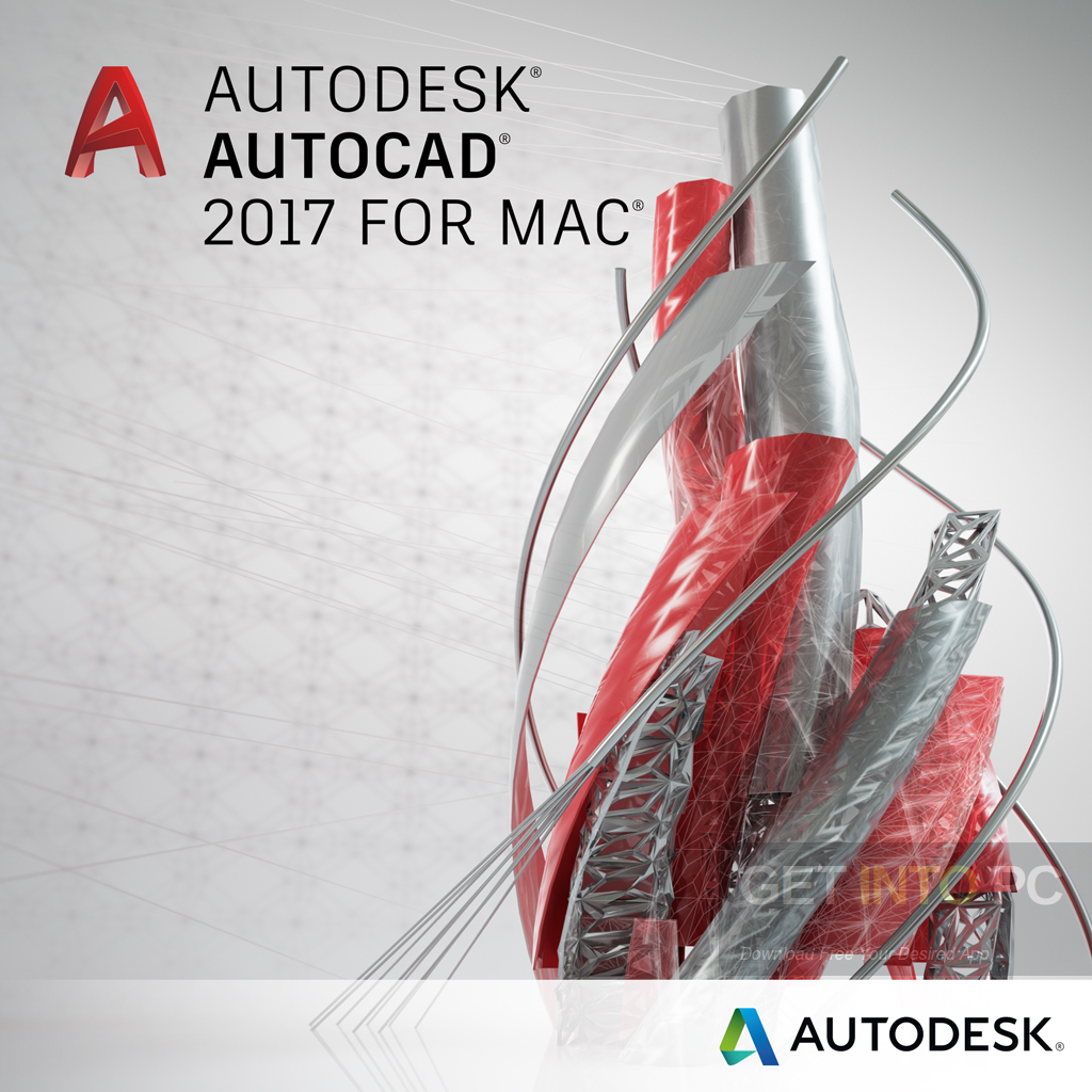 Download Autodesk AutoCAD 2017 DMG For Mac OS