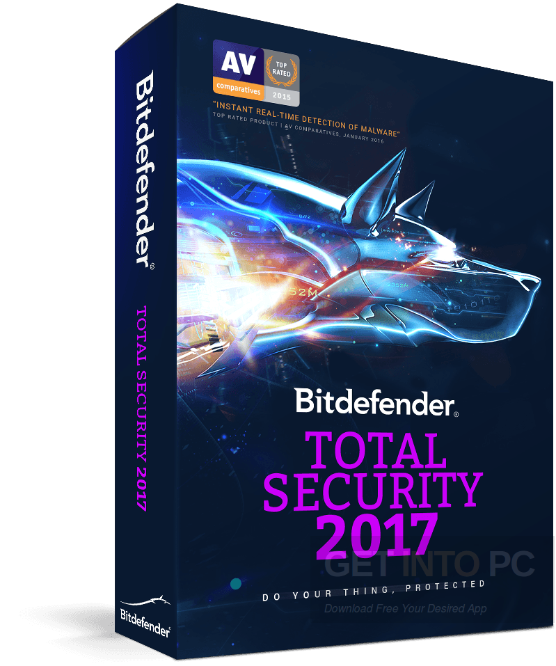 Bitdefender Total Security 2017 Free Download