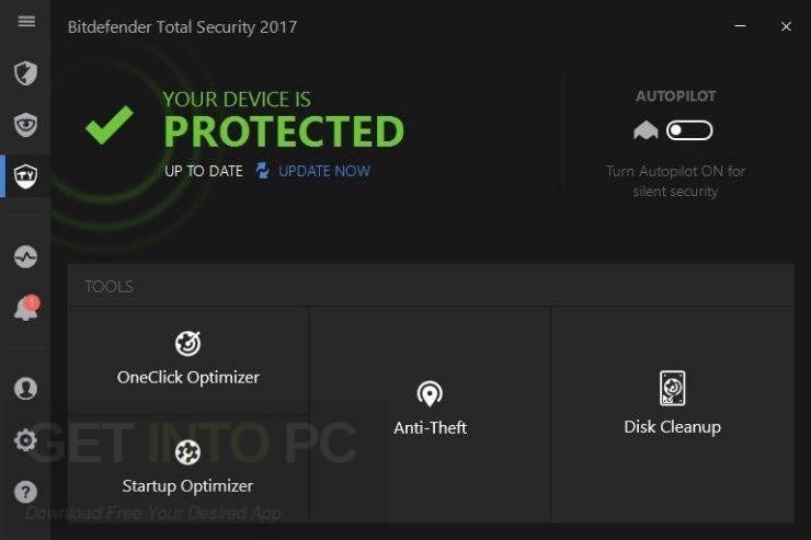 Bitdefender Total Security 2017 Latest Version Download