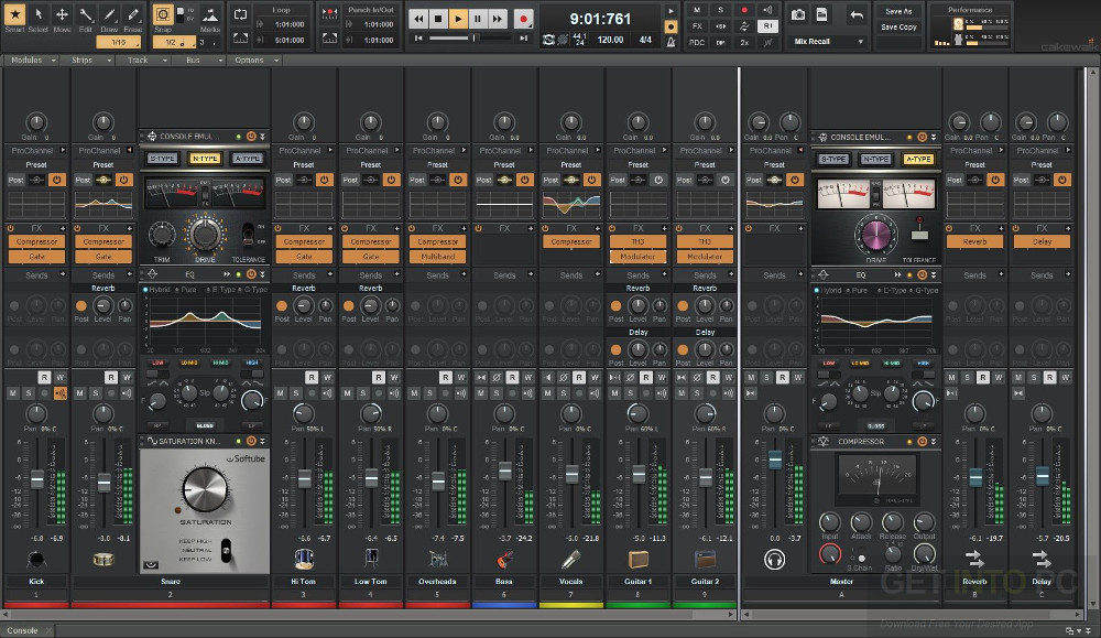 Download Cakewalk SONAR Platinum 23 With Plugins & Content