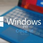 Download Windows 10 Pro x64 RS2 15063 With Office 2016