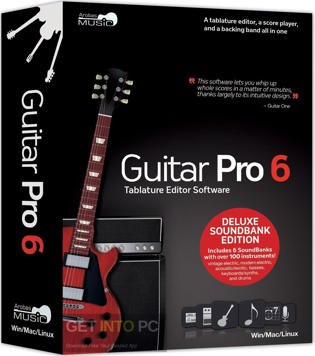 Guitar Pro 6 Free Download