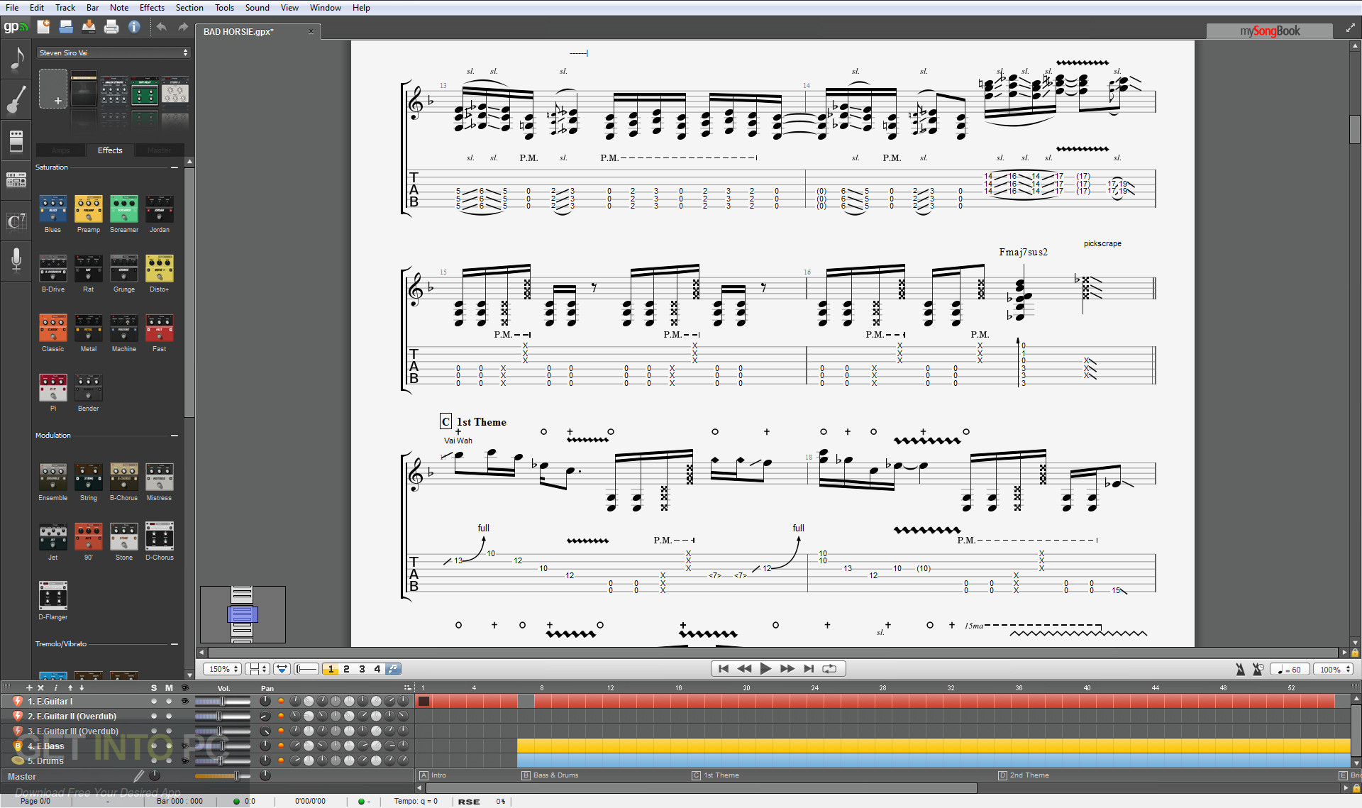 Guitar Pro 6 Latest Version Download