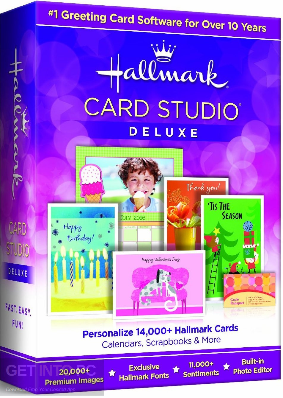 Hallmark card studio 2017 deluxe free download m4hsunfo