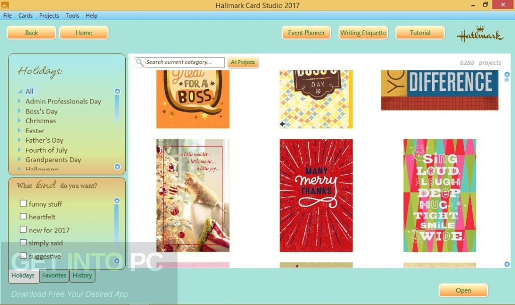 Hallmark Card Studio 2017 Deluxe Latest Version Download
