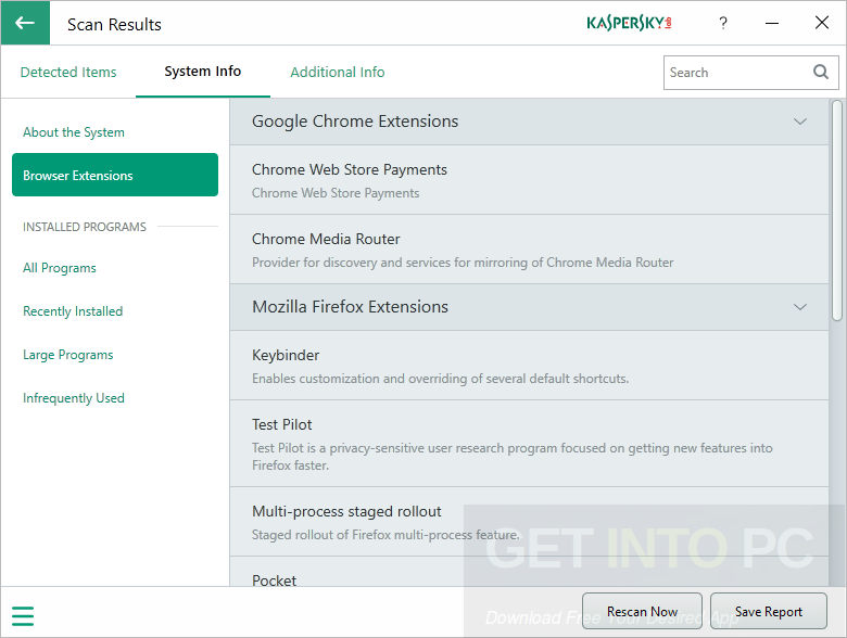 Kaspersky System Checker Portable Direct Link Download