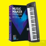 MAGIX Music Maker 2017 Premium Free Download