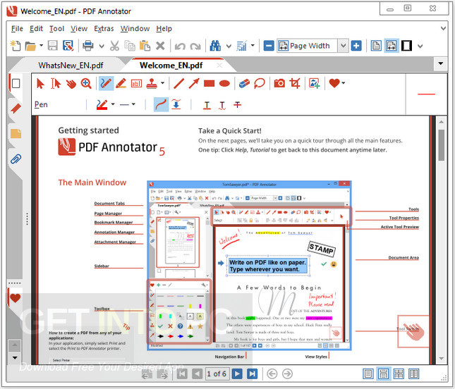 PDF Annotator 2020 Direct Link Download