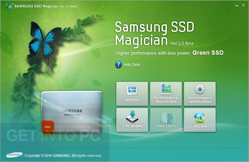 Samsung SSD Magician Free Download