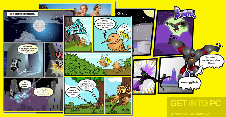 Summitsoft Comic Creator 1.0.6.0 Latest Version DOwnload
