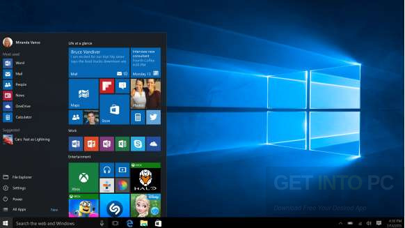 Windows 10 Pro Black June x64 ISO Latest Version Download