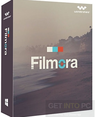 Wondershare Filmora 8.2.5.1 Free Download