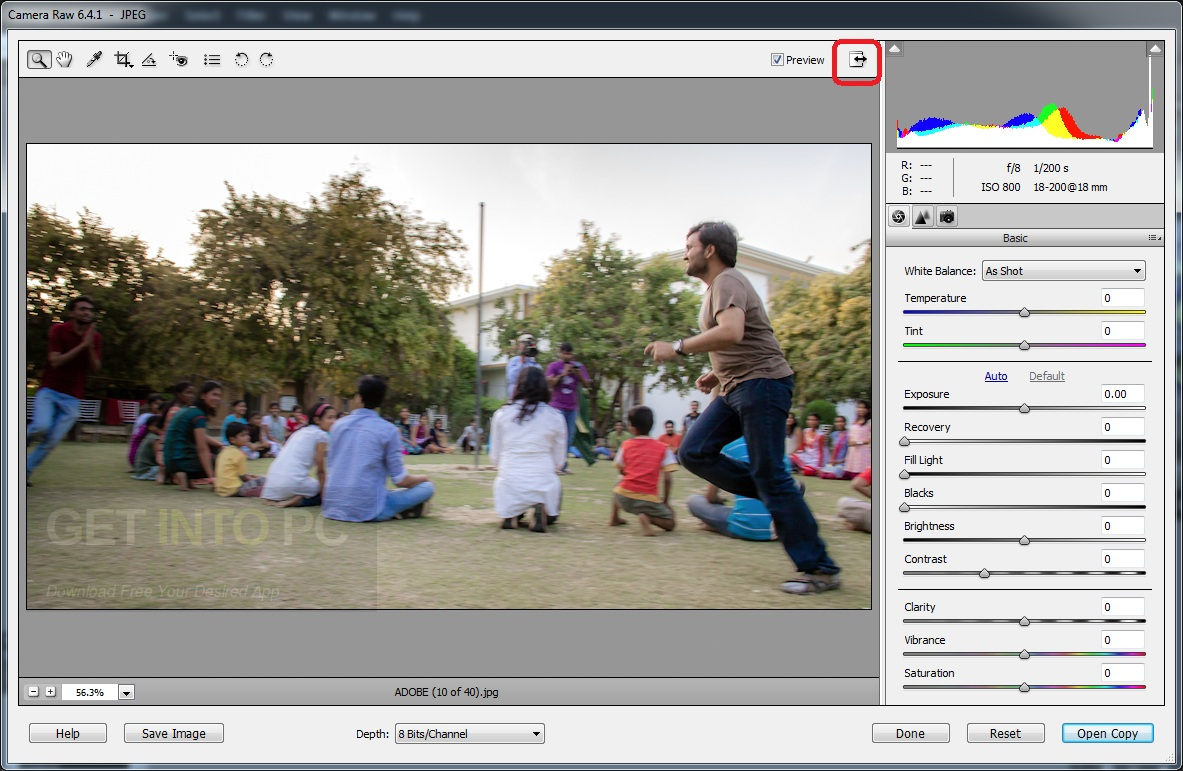 Adobe Camera Raw 9.12 Offline Installer Download