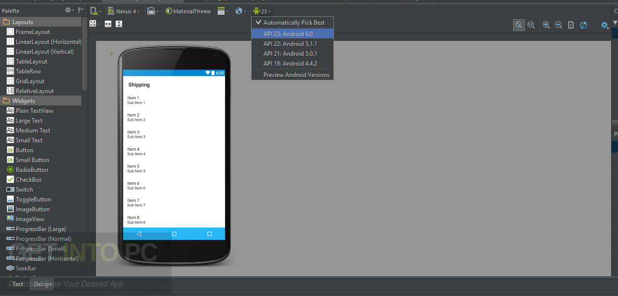 Android SDK 24.4.1 Latest Version Download