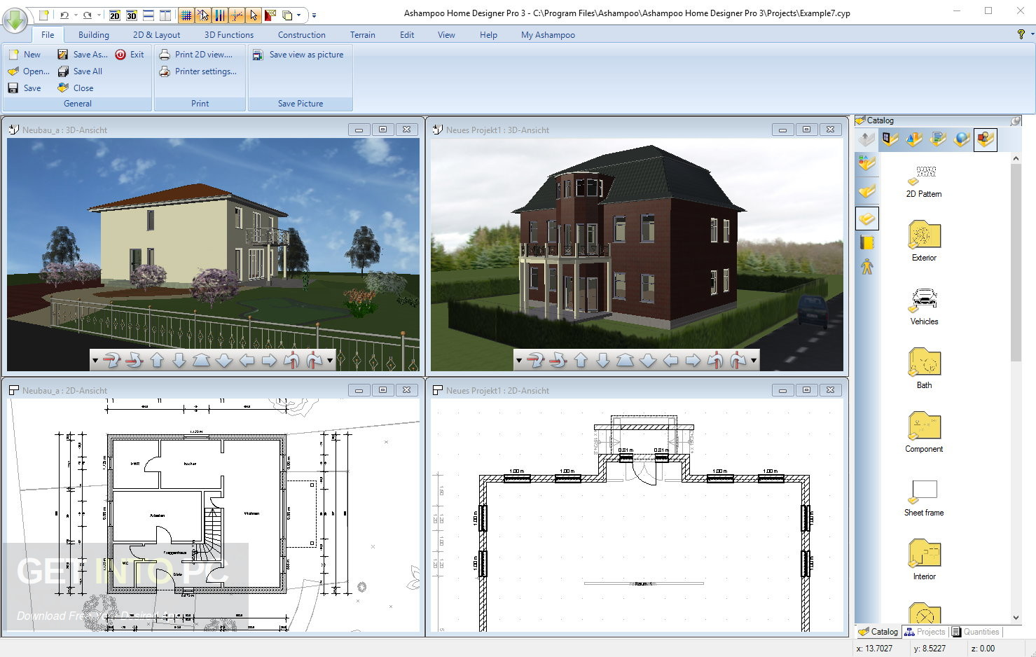 Ashampoo Home Designer Pro 4.1.0 Direct Link Download
