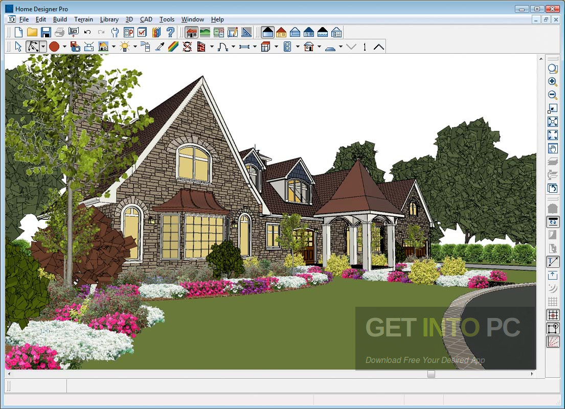 Ashampoo Home Designer Pro 4.1.0 Offline Installer Download
