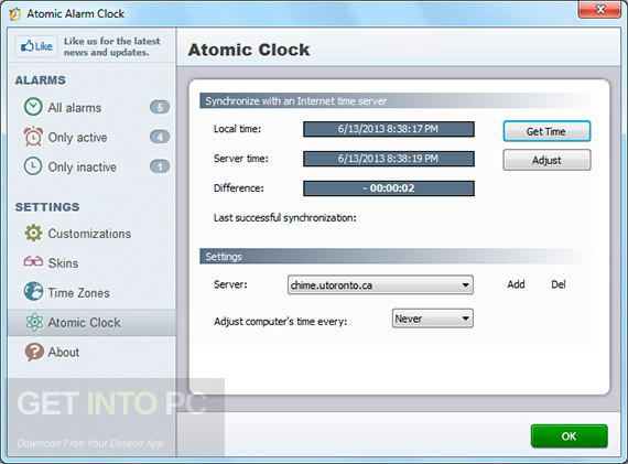 Atomic Alarm Clock Direct Link Download