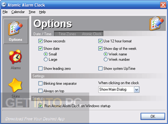 Atomic Alarm Clock Latest Version Download