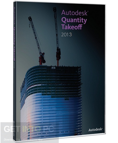 AutoDesk Quantity Takeoff 2013 Free Download