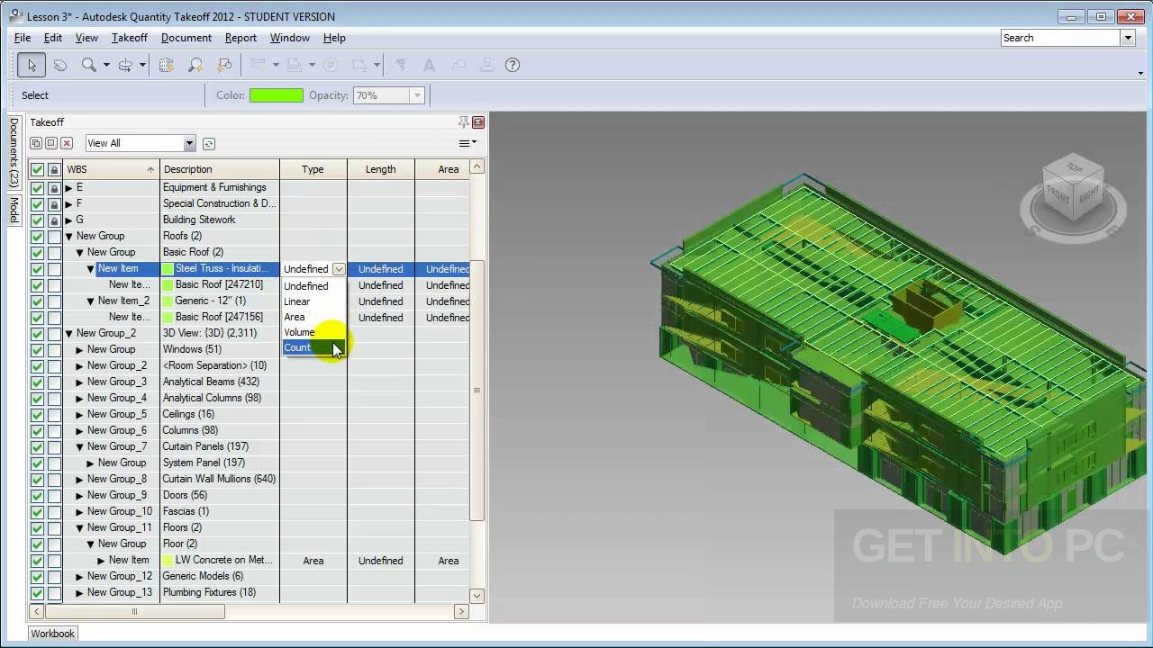 AutoDesk Quantity Takeoff 2013 Latest Version Download