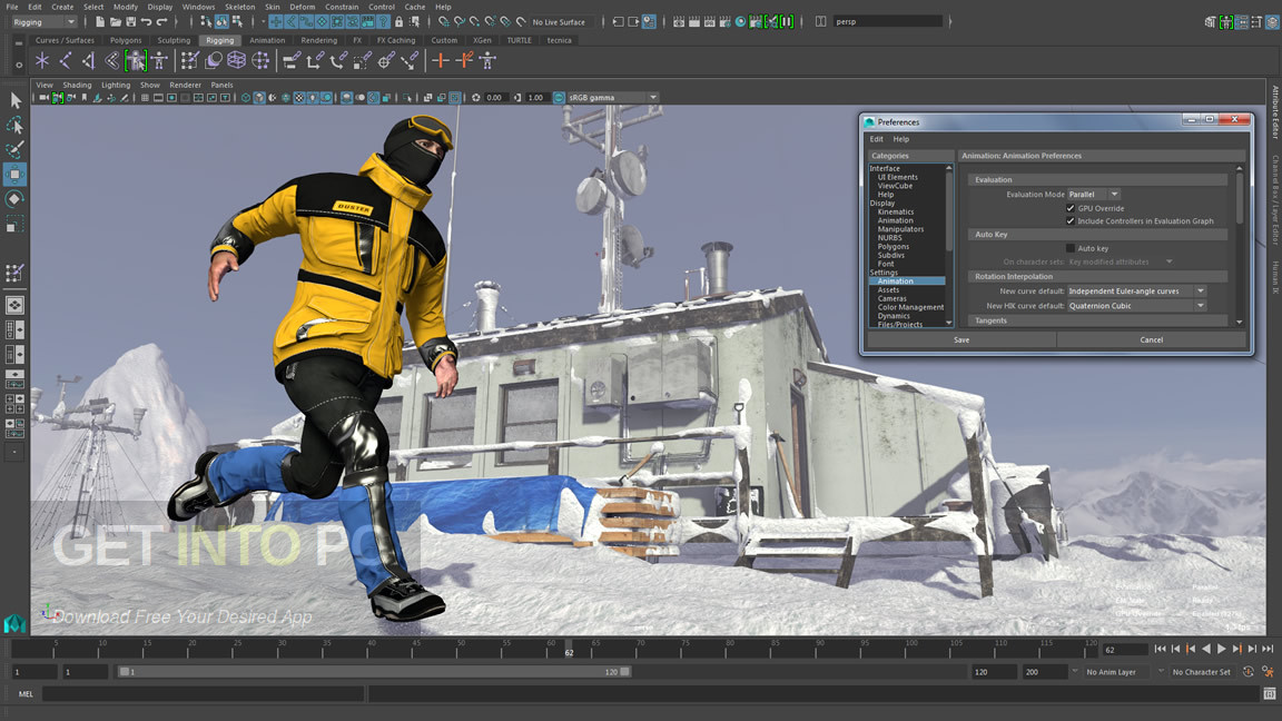 Autodesk Maya 2018 Offline Installer Download