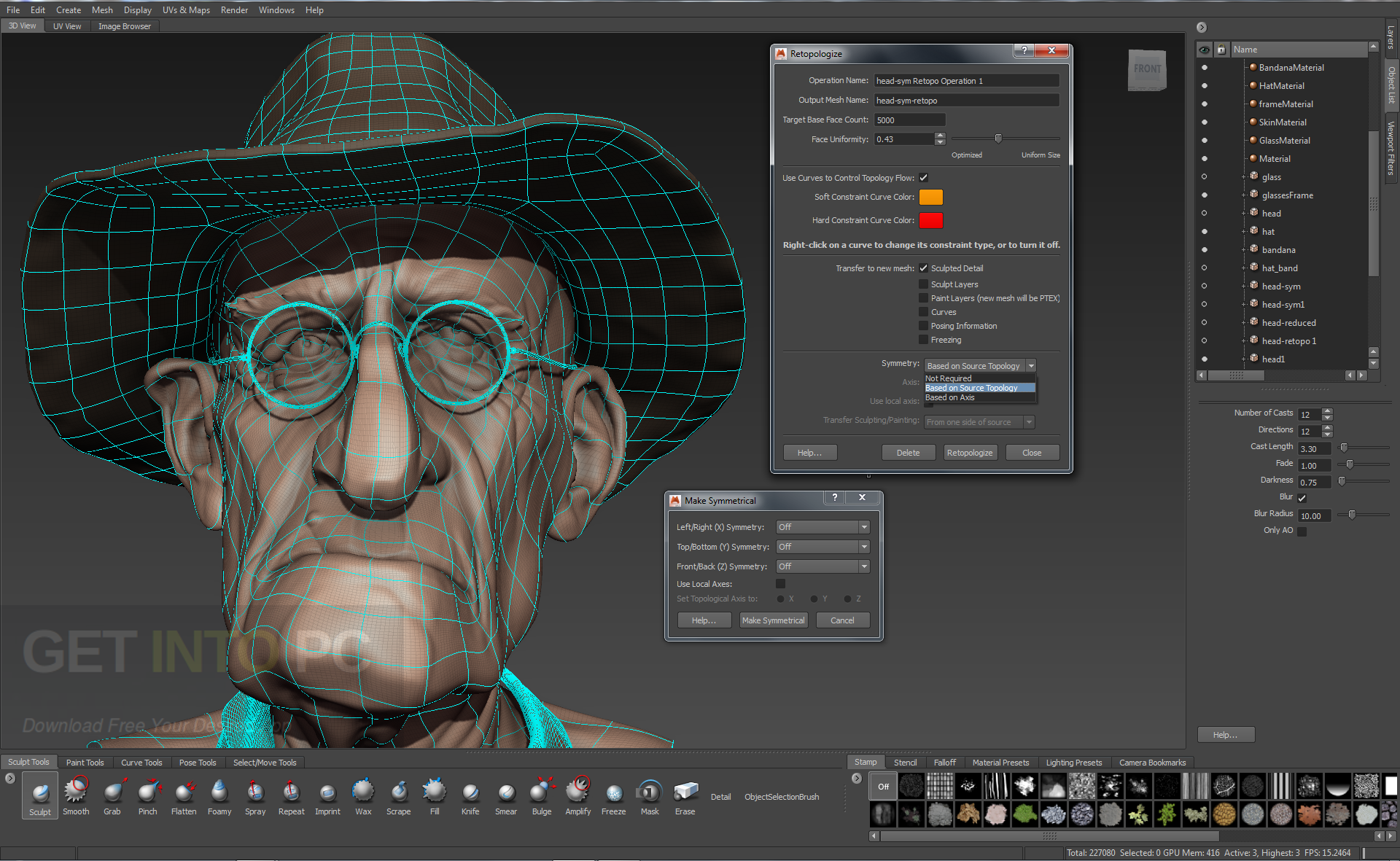 Autodesk Mudbox 2017 Direct Link Download