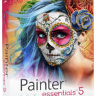 Corel Painter Essentials 5 for Mac OS X Free Download