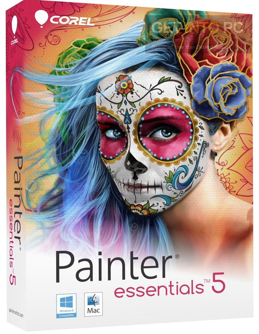 Download Corel Painter Essentials 5 for Mac OS X