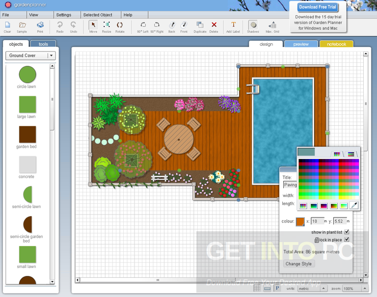 Garden Planner Direct Link Download